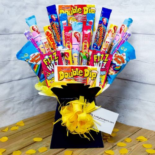 Giant Retro Sweet Bouquet